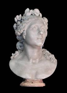 Anima Beata 1619 Gian Lorenzo Bernini. Roma, Embajada de España ante la Santa Sede