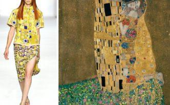 Klimt y la moda en El faro de Hopper