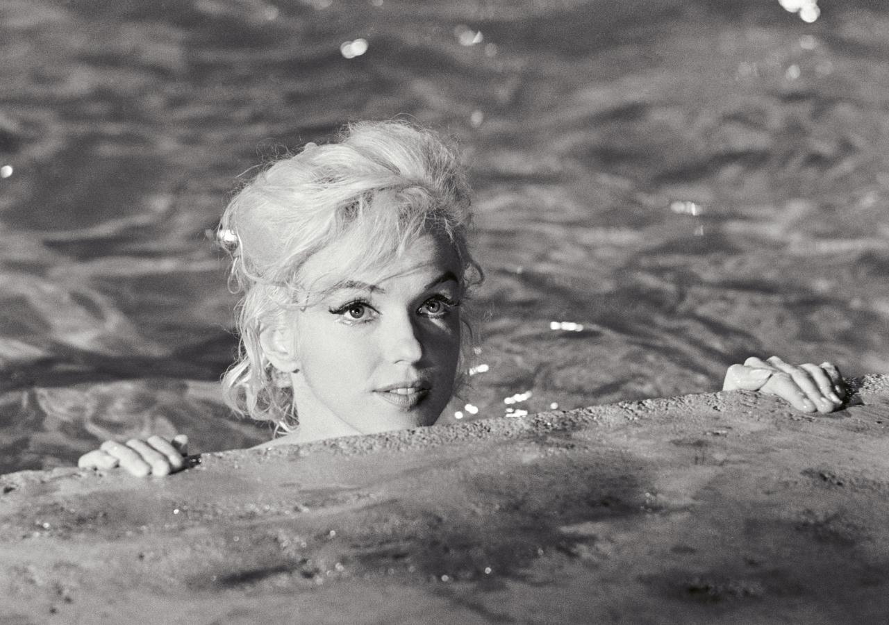 Lawrence, ¿Tuviste algo con Marilyn?
