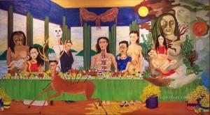 9-Last-Supper-feminism-Frida-Kahlo