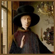Giovanni Arnolfini. Fantasma de las Navidades del pasado