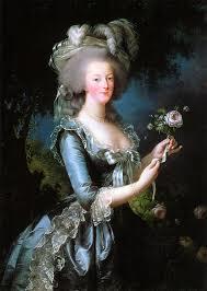 María Antonieta retratada por Élisabeth Viguée-Lebrun