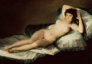 Francisco-de-Goya-Maja-desnuda