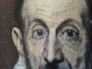 Mirada El Greco