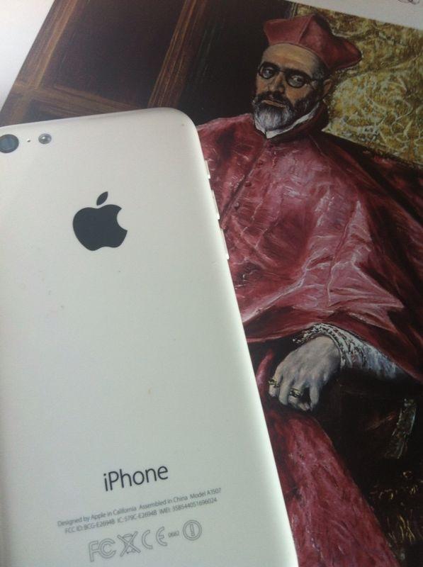 Los Tweets de El Greco