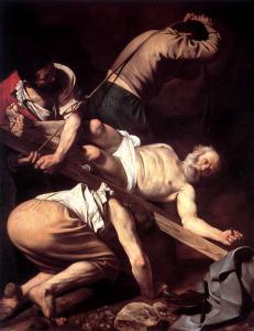Un punto de vista rompedor (Caravaggio)