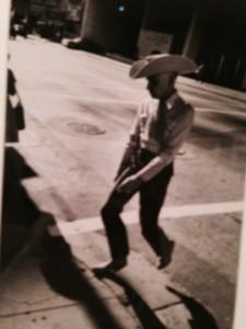 Así se caminaba en Dallas en 1964
