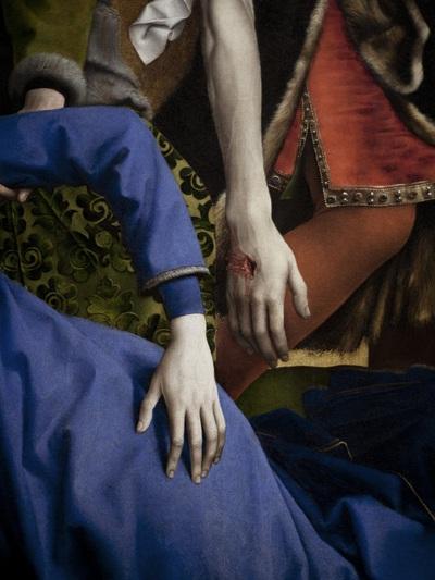 Confidencias con van der Weyden