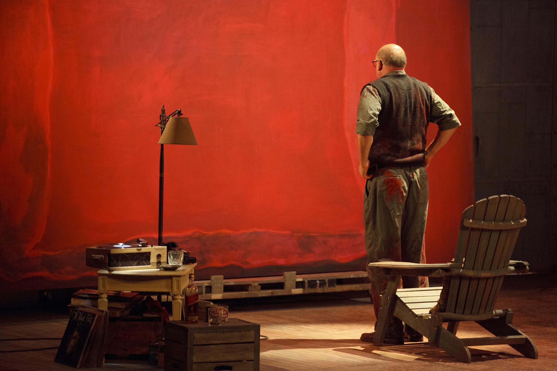 Siglo XX: Rothko, Tú solo siente