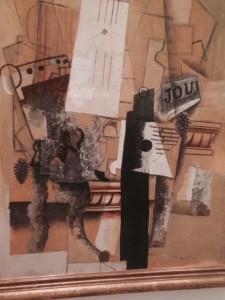 El velador de Picasso, 1913