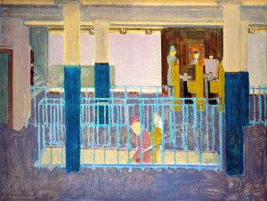 Mark_Rothko_(Marcus_Rothkowitz)-Entrance_to_Subway_(Subway_Station.Subway_Scene)