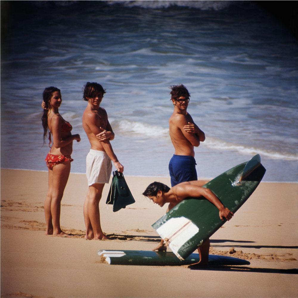 #FaroFlash…Aquellos días de Surf