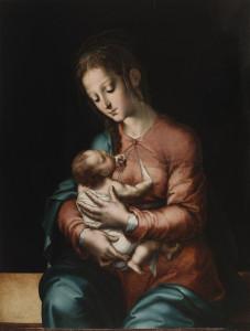 2. La Virgen de la leche