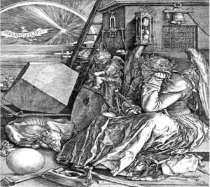 La Melancolía. Durero 1514