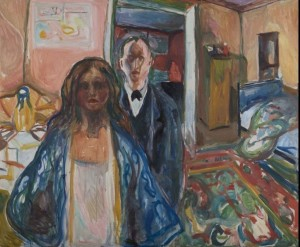 Munch El artista y la modelo