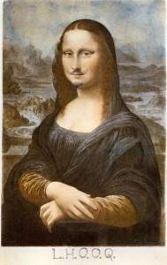 Duchamp-LHOOQ