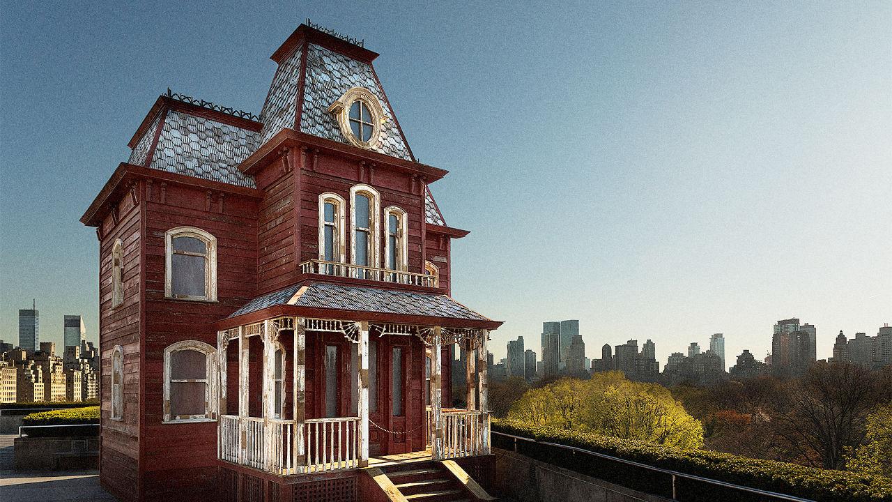 En a casa de Hopper, invitados por Cornelia Parker