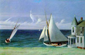 """""""Lee Shore"""" 1928"""