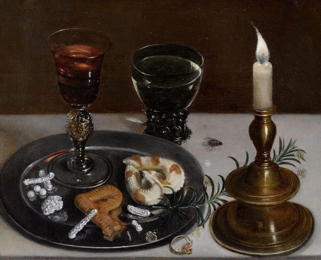 Clara Peeters, el Prado en femenino