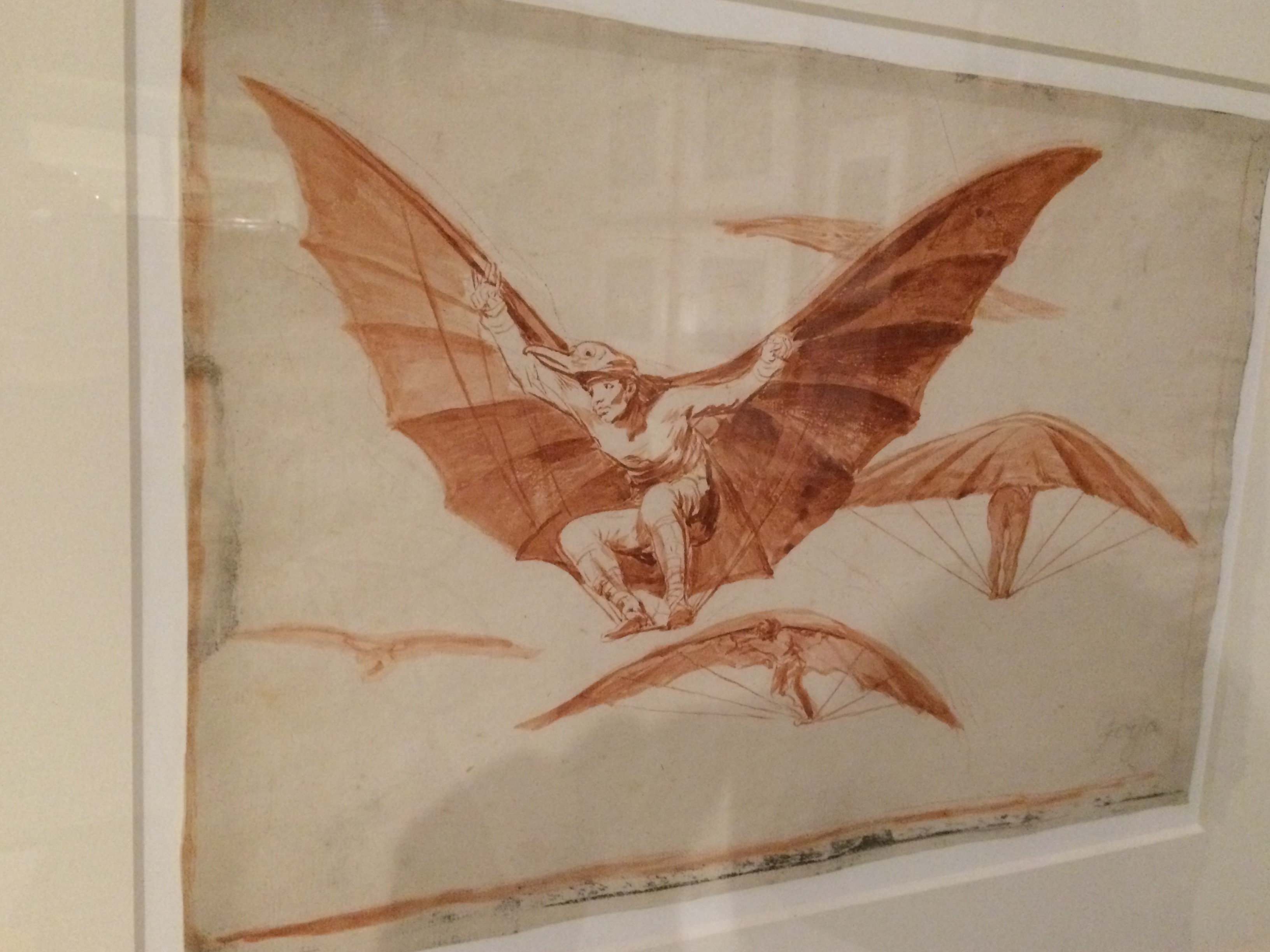 El Goya más audaz en el Museo Lázaro Galdiano