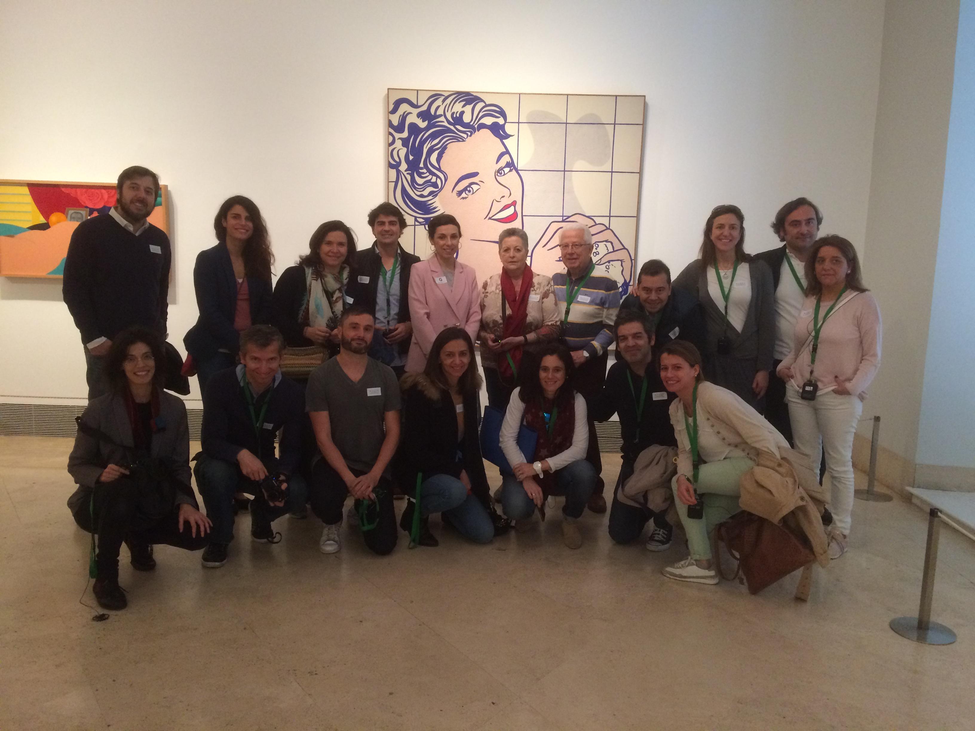 Visitas guiadas a museos, exposiciones temporales y galerías de arte en Madrid (en español, inglés e italiano)