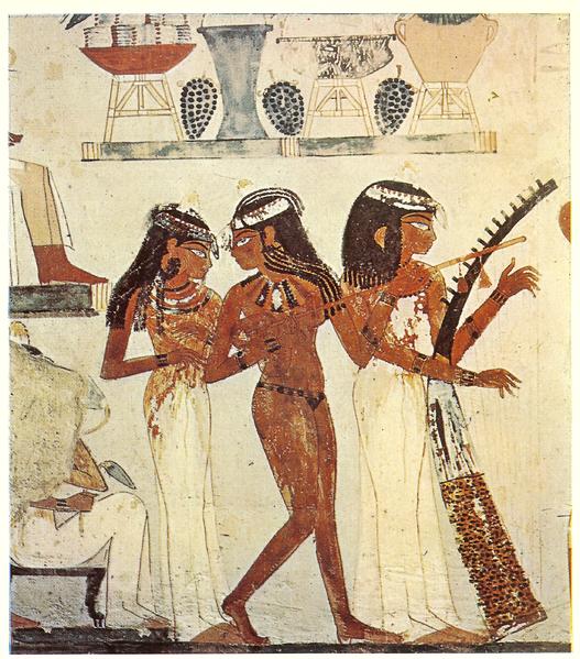 """""""Lo bello de la vida"""" (cap 19) Usa tu ingenio – como en el antiguo Egipto"""
