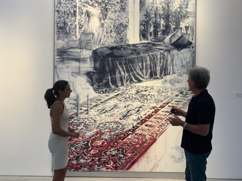 """""""Incluso la pintura más descriptiva debe llevarnos  hacia una impresión subjetiva; Descubriendo a Julio Vaquero"""