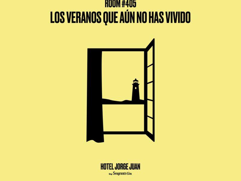 Habitación #405 El faro de Hopper en Hotel Jorge Juan